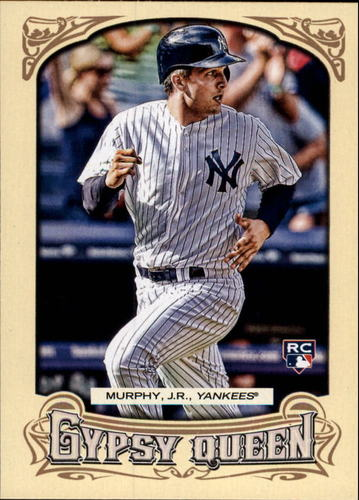 Photo of 2014 Topps Gypsy Queen #152 J.R. Murphy RC