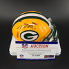 Packers  Week 2 Ticket Package (2 tickets vs Vikings + Davante Adams Signed Mini Helmet) - Game Date is 9/15