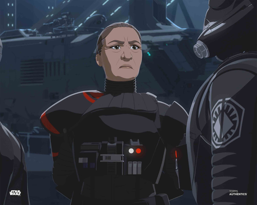 Lieutenant Galek
