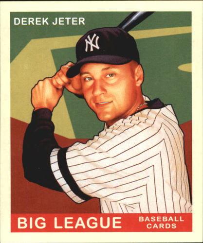 Photo of 2007 Upper Deck Goudey #34 Derek Jeter