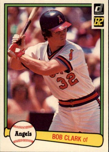 Photo of 1982 Donruss #318 Bob Clark