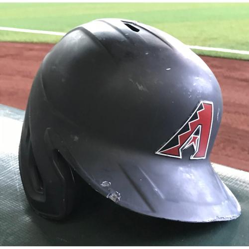 Photo of #6 Team-Issued Batting Helmet -- 8/3/19 vs. Washington Nationals