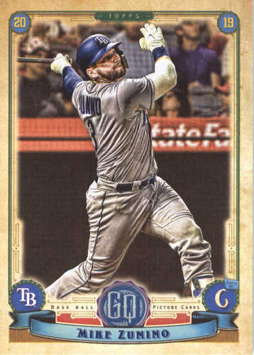 Photo of 2019 Topps Gypsy Queen #40 Mike Zunino