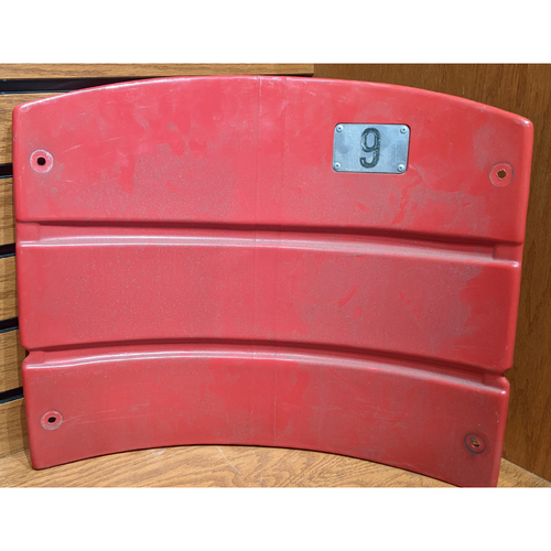 Photo of Fenway Park Red Roof Box Seatback #9