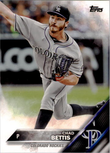 Photo of 2016 Topps #149 Chad Bettis
