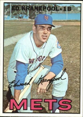 Photo of 1967 Topps #452 Ed Kranepool