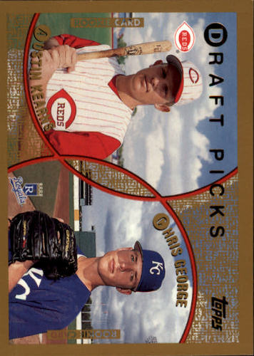 Photo of 1999 Topps #439 A.Kearns/C.George RC