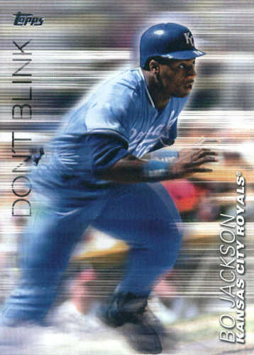 Photo of 2018 Topps Update Don't Blink #DB11 Bo Jackson