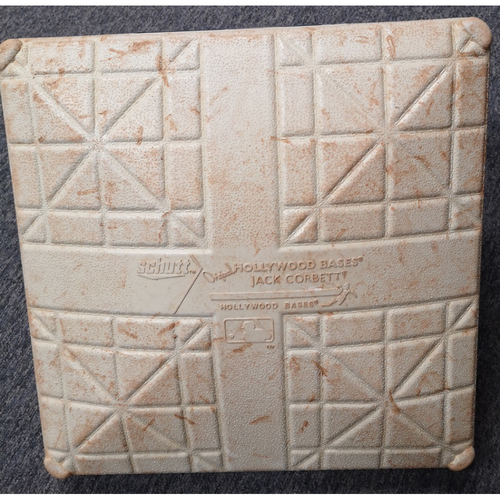 Photo of 2020 Toronto Blue Jays Game-Used Base (July) - PRESALE: Choose your Game Date!
