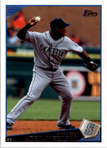 Photo of 2009 Topps #560 Adrian Beltre