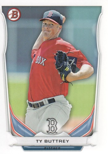 Photo of 2014 Bowman Prospects #BP30 Ty Buttrey
