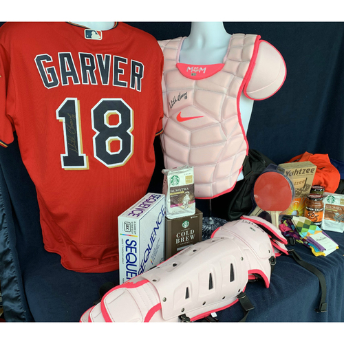 Photo of 2019 Twins Favorite Things Auction: Mitch  Garver Favorite Things Basket