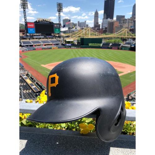 Photo of Josh Harrison Batting Helmet (Not MLB Authenticated)