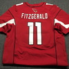 NFL - Cardinals Larry Fitzgerald signed on-field Cardinals jersey - size 44