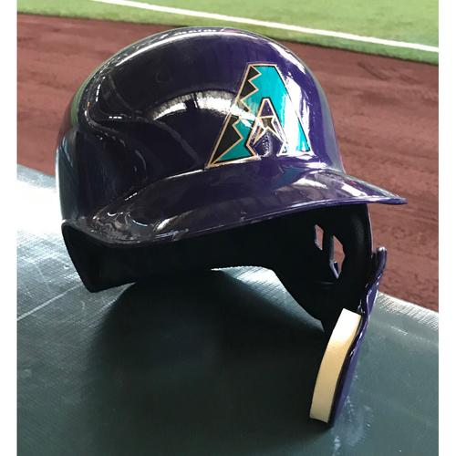 Photo of #4 Team-Issued Batting Helmet