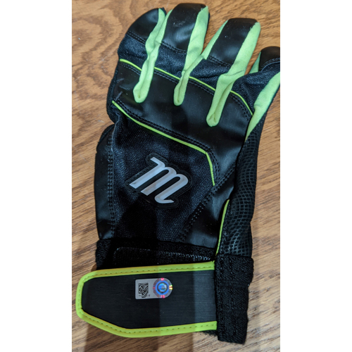 Photo of David Ortiz Autographed Game Used Right Hand Batting Glove