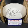 Legends - Jaguars Maurice Jones-Drew Signed Panel Ball