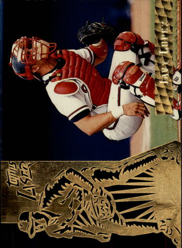 Photo of 1996 Topps Laser #26 Javy Lopez