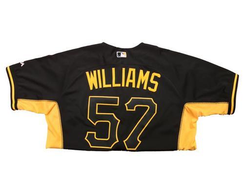 Trevor Williams Team-Issued 2016 Batting Practice Jersey
