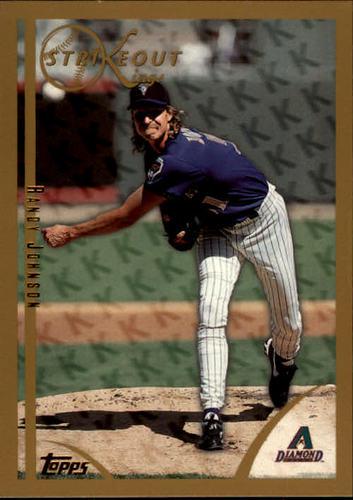 Photo of 1999 Topps #448 Randy Johnson SK