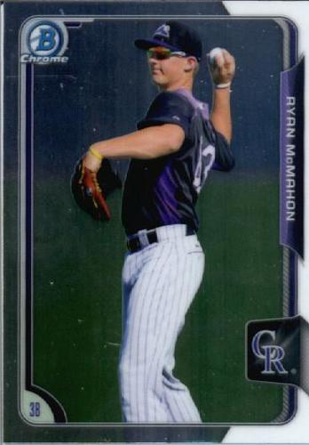 Photo of 2015 Bowman Chrome Draft #26 Ryan McMahon
