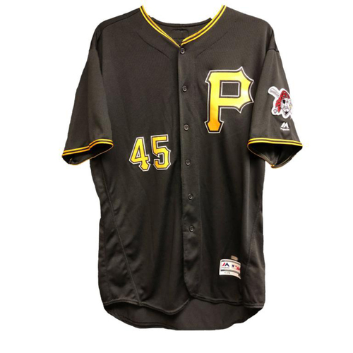 Photo of Gerrit Cole 100th MLB Career Game: Game Used Jersey