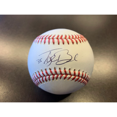 Photo of Giants Wives Auction: Tyler Beede Autographed Baseball