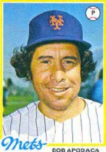 Photo of 1978 Topps #592 Bob Apodaca