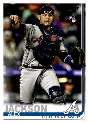 Photo of 2019 Topps Update #US235 Alex Jackson RC