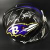 NFL - Ravens Lamar Jackson Signed Proline Helmet