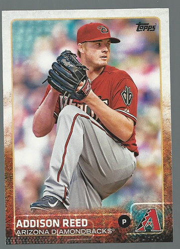 Photo of 2015 Topps #248 Addison Reed