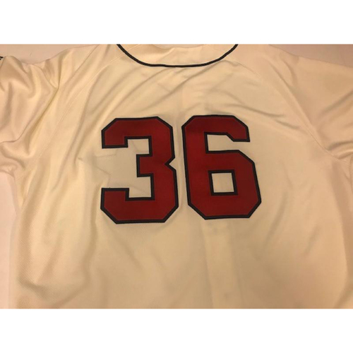 Photo of Team-Issued Detroit Stars Jersey: Blaine Hardy