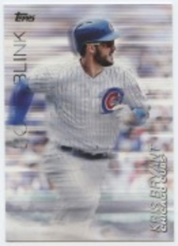 Photo of 2018 Topps Update Don't Blink #DB17 Kris Bryant