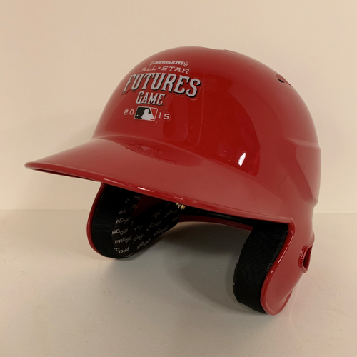 Photo of 2015 All-Star Futures Game - Game Used Batting Helmet - Brandon Nimmo (New York Mets)