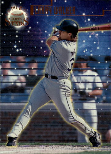 Photo of 1998 Topps Stars Bronze #106 Larry Walker