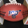 NFL - Jaguars Josh Allen  Signed Authentic Football with NFL 100 Logo
