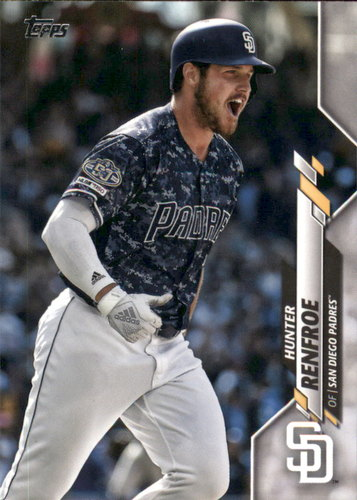 Photo of 2020 Topps #248 Hunter Renfroe