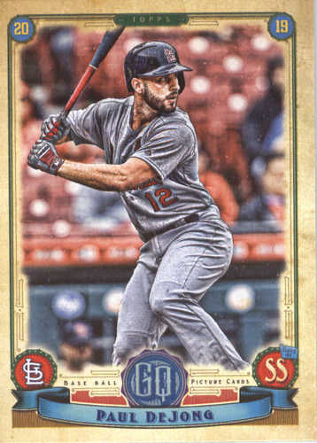 Photo of 2019 Topps Gypsy Queen #45 Paul DeJong