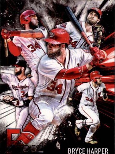Photo of 2017 Topps Five Tool #5T2 Bryce Harper