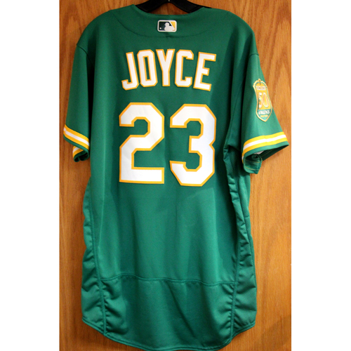 Photo of Matt Joyce Game-Used Jersey