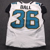 Jaguars - Ball Game Issued Jersey Size 40