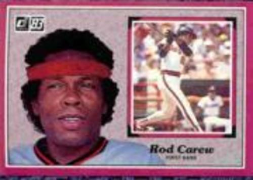 Photo of 1983 Donruss Action All-Stars #38 Rod Carew