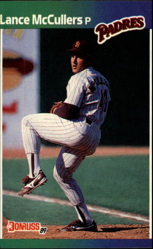 Photo of 1989 Donruss #129 Lance McCullers
