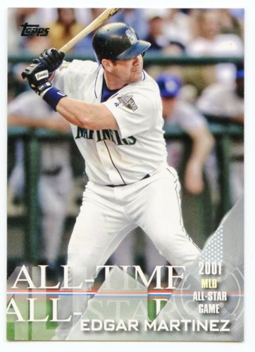 Photo of 2017 Topps All Time All Stars #ATAS5 Edgar Martinez