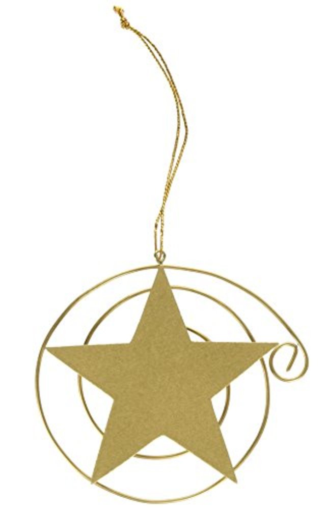 Photo of Bulk Buys Star Package Ornament Decoration
