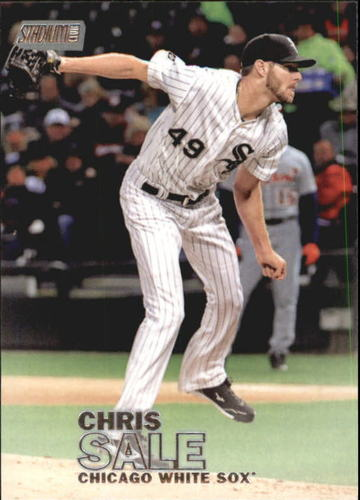 Photo of 2016 Stadium Club #189 Chris Sale