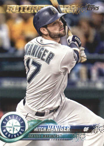 Photo of 2018 Topps #660 Mitch Haniger FS