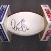 NFL - Lions Stephen Tulloch signed panel ball