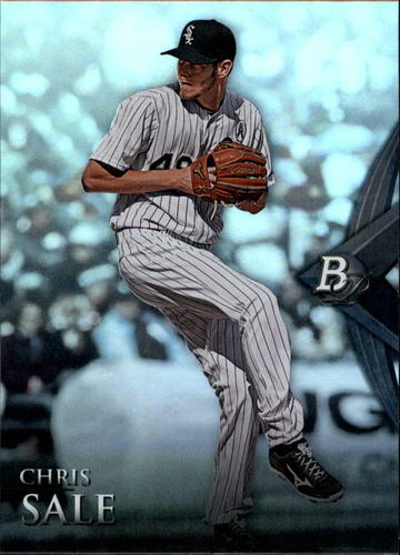 Photo of 2014 Bowman Platinum #19 Chris Sale
