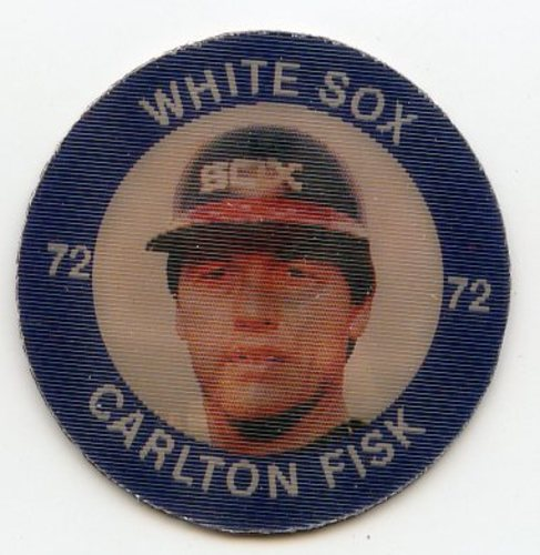 Photo of 1984 Seven-Eleven Coins #C12 Carlton Fisk